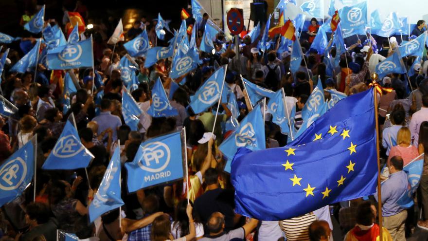 Video Španělsko po volbách