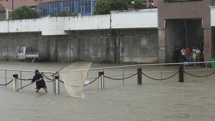 Video Zprávy ve 12: Záplavy v Číně