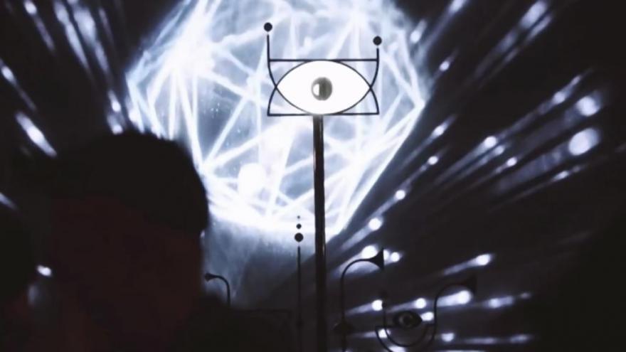 Video Instalace Thijse Bierstekera