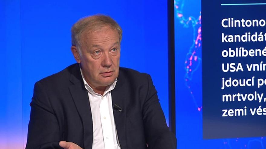 Video Interview ČT24: Martin Palouš a Tomáš Klvaňa