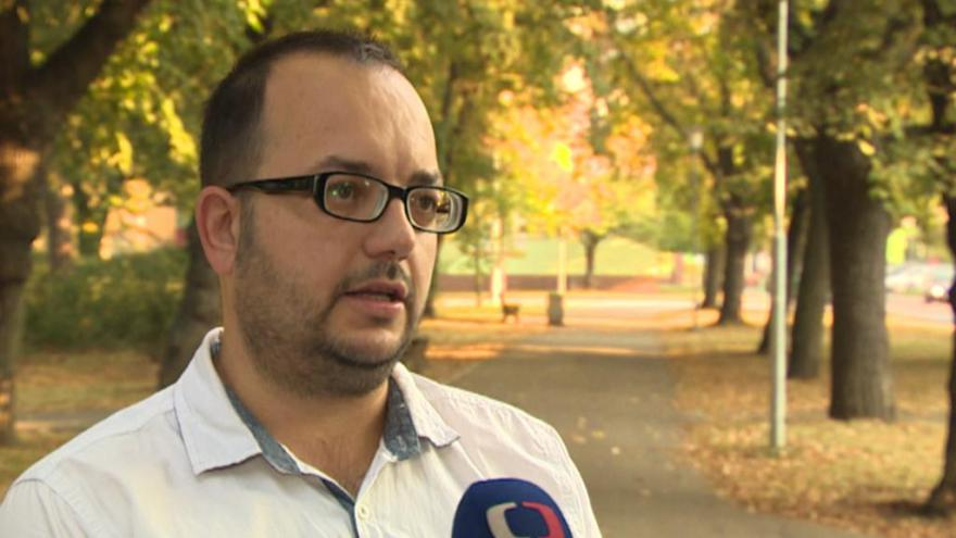 Video Lídr kandidátky Úsvit s Blokem proti islamizaci Roman Bakala