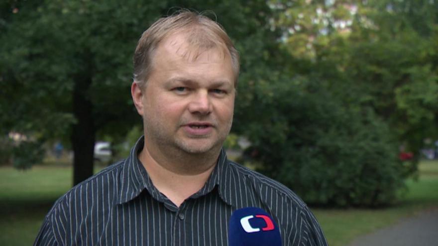 Video Zástupce kandidátky PRO Zdraví a Sport Jaroslav Tolar