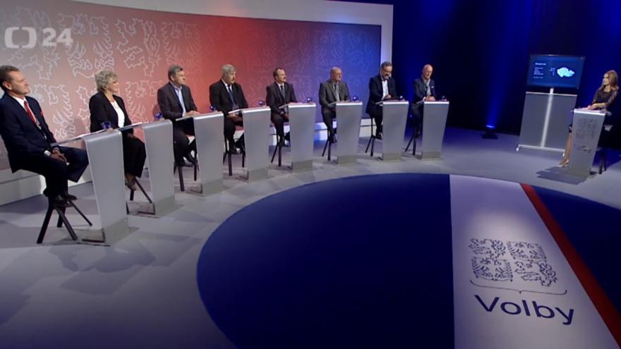 Video Mimořádné pořady ČT24 - Zlínský kraj