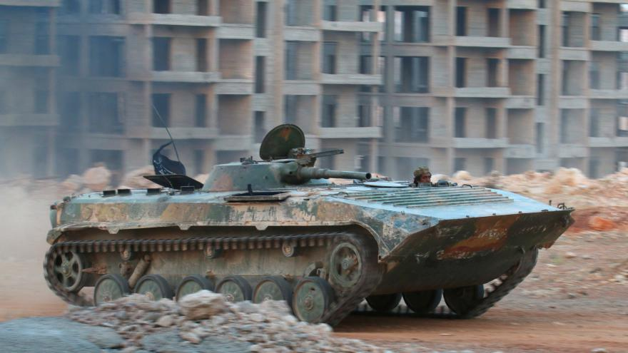 Video Gruber: Situace v Aleppu je tragická a zoufalá