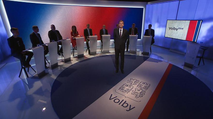 Video Mimořádné pořady ČT24 - Středočeský kraj