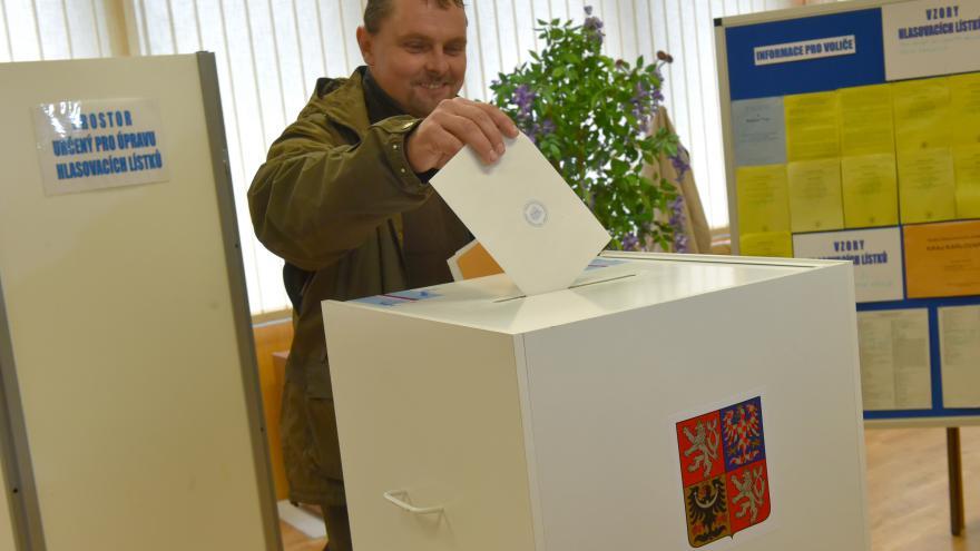 Video Volby v Držovicích