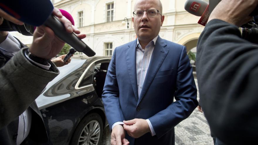 Video Předseda strany ČSSD Bohuslav Sobotka k volbám