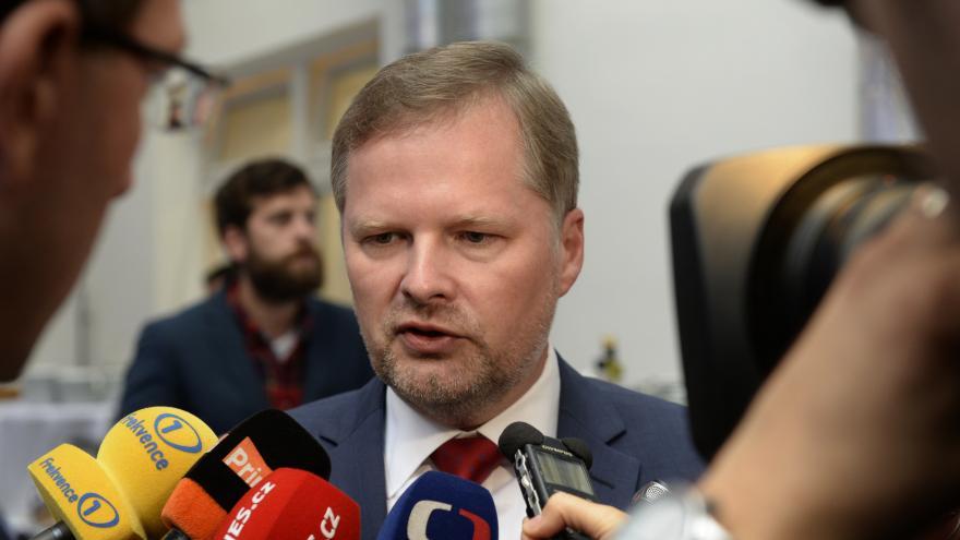 Video Předseda ODS Petr Fiala k volbám