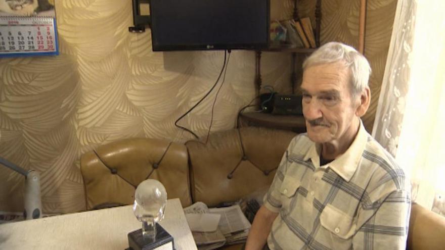 Video Petrov - muž, který zachránil Zemi
