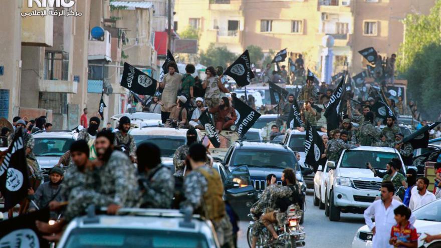 Video Kraus: Rakká je důležité z propagandistického hlediska, po strategické stránce je důležitější Mosul