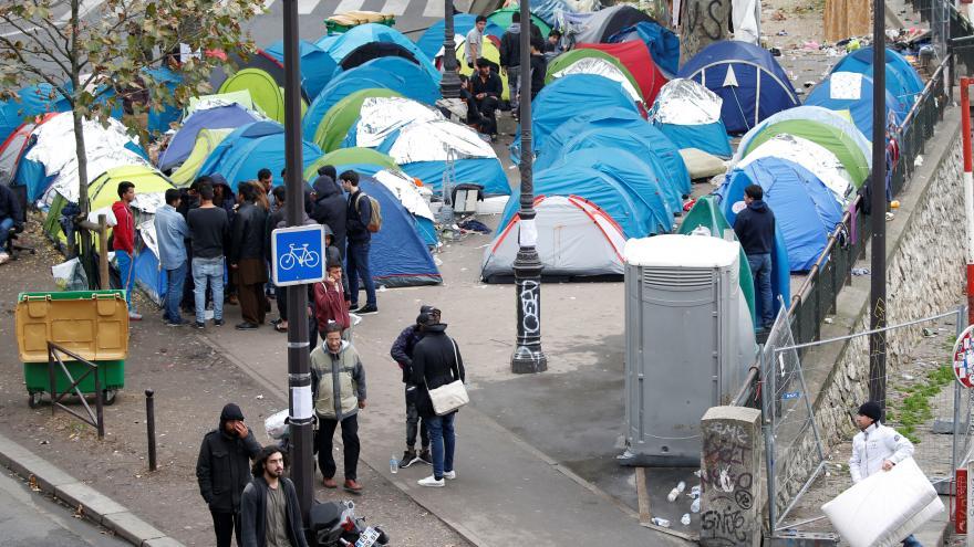 Video Horizont ČT24: Francie se chystá přitvrdit vůči uprchlíkům