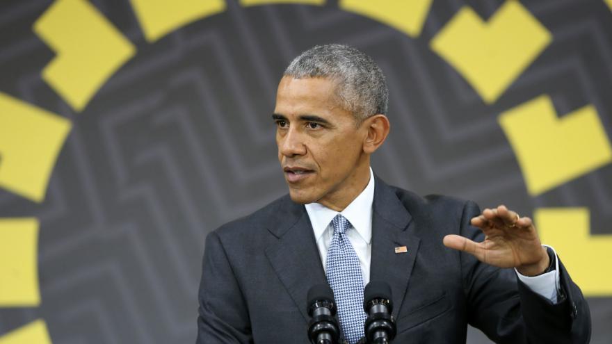 Video ŽIVĚ: Tisková konference prezidenta Obamy