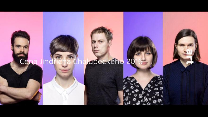 Video PROFILY: Pětice umělců nominovaných na Chalupeckého cenu