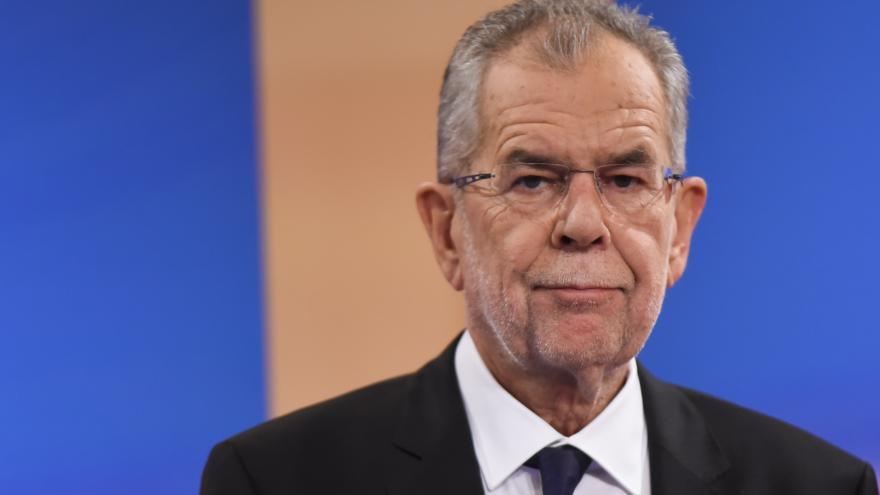 Video Mimořádné pořady ČT24 - Rakousko volí prezidenta