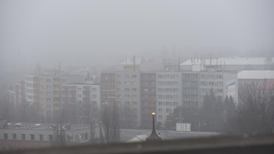 Video Události ČT: Smog z Polska míří do Česka