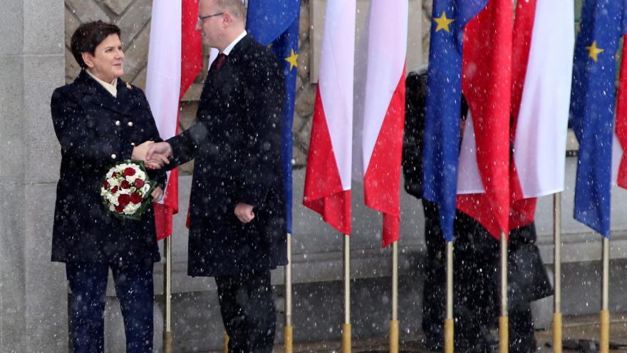 Video 90' ČT24 - Česko-polské vztahy a dovoz potravin