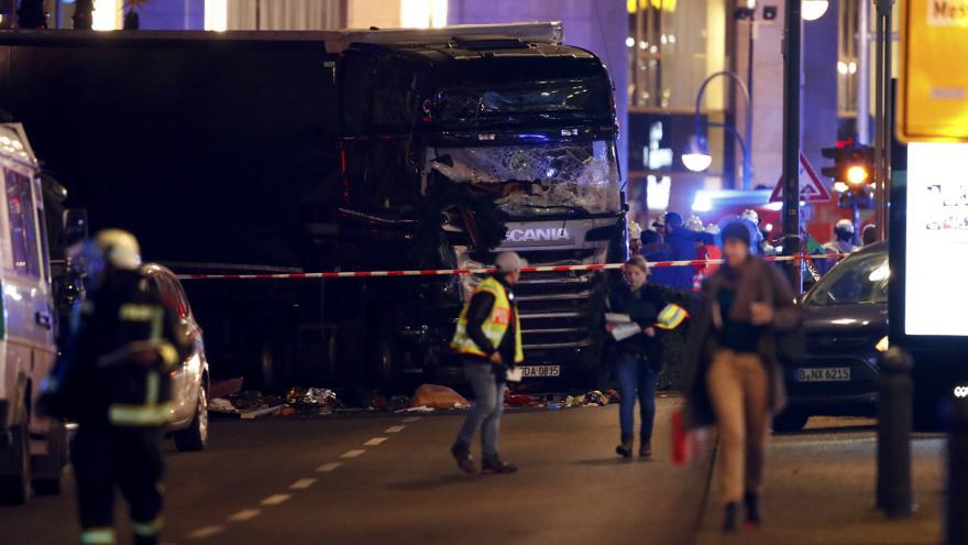 Video Speciální vysílání ČT24 k incidentu v Berlíně