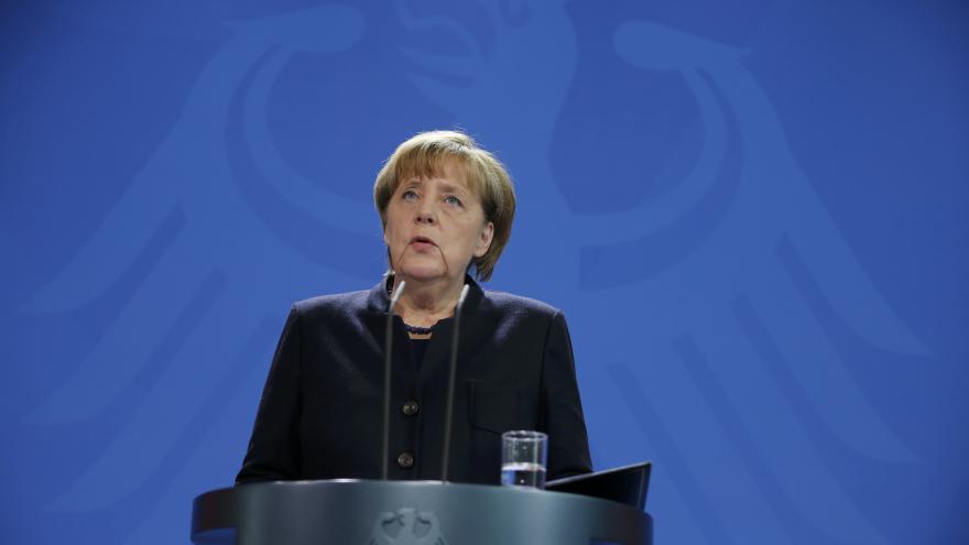 Video Kancléřka Angela Merkelová k útoku v Berlíně