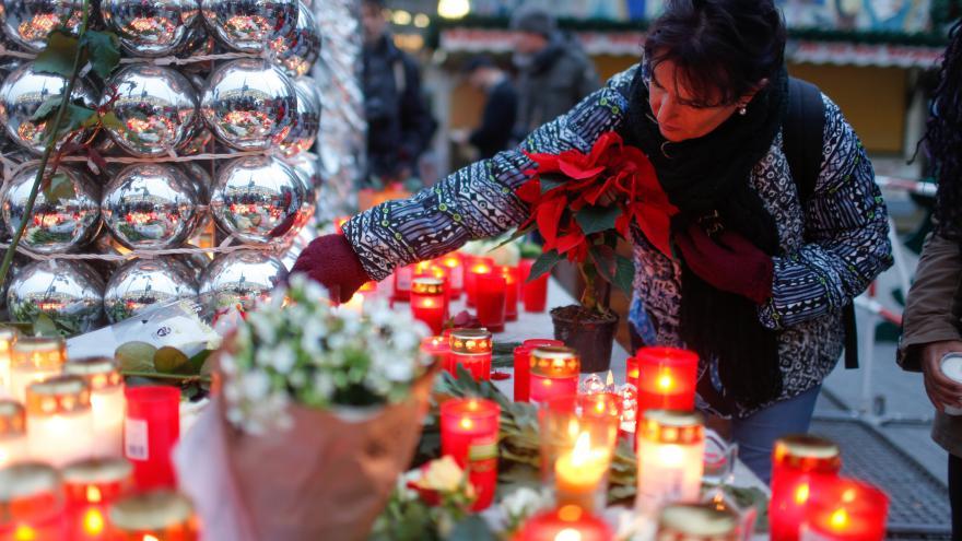 Video Mezi oběťmi v Berlíně je i Češka