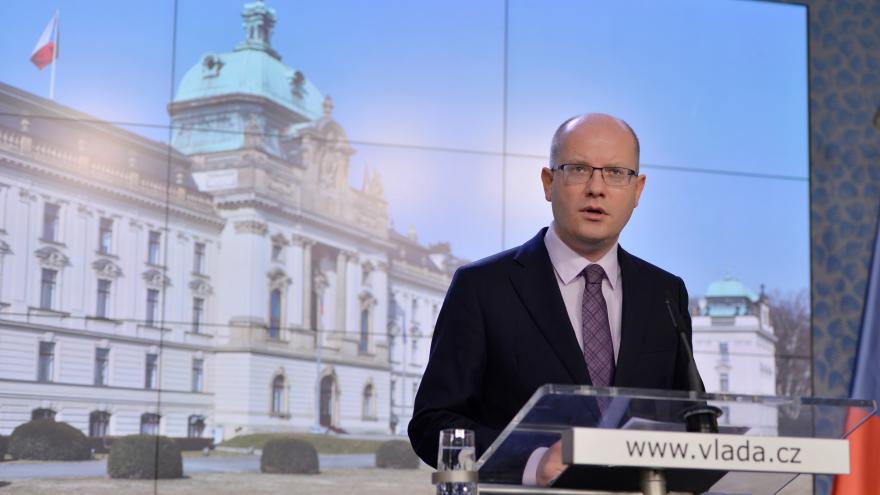 Video Sobotkovo hodnocení práce vlády za rok 2016