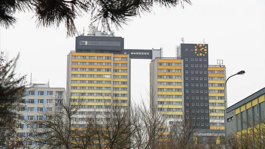 Video Události: Nejvyšší český panelák se dočkal opravy