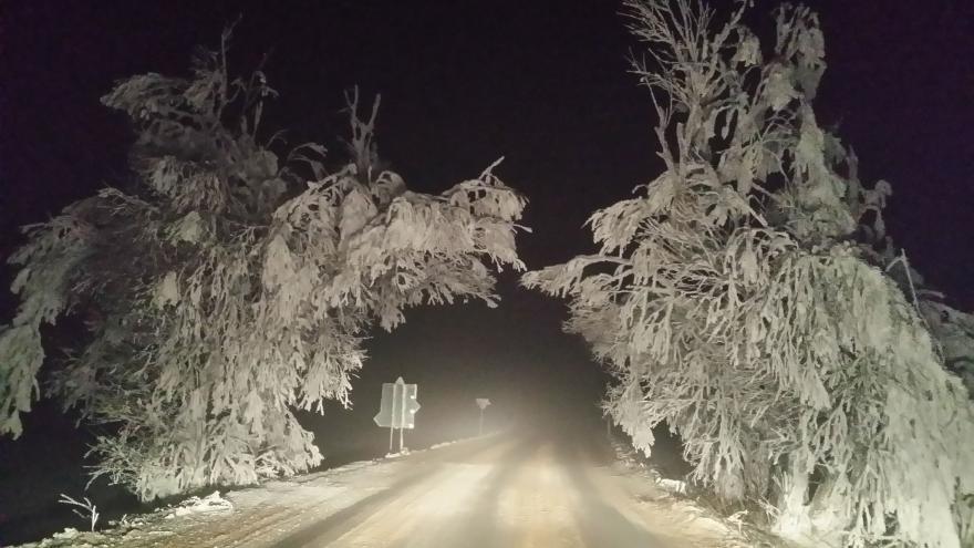 Video Nejhorší sněhová vánice v dějinách