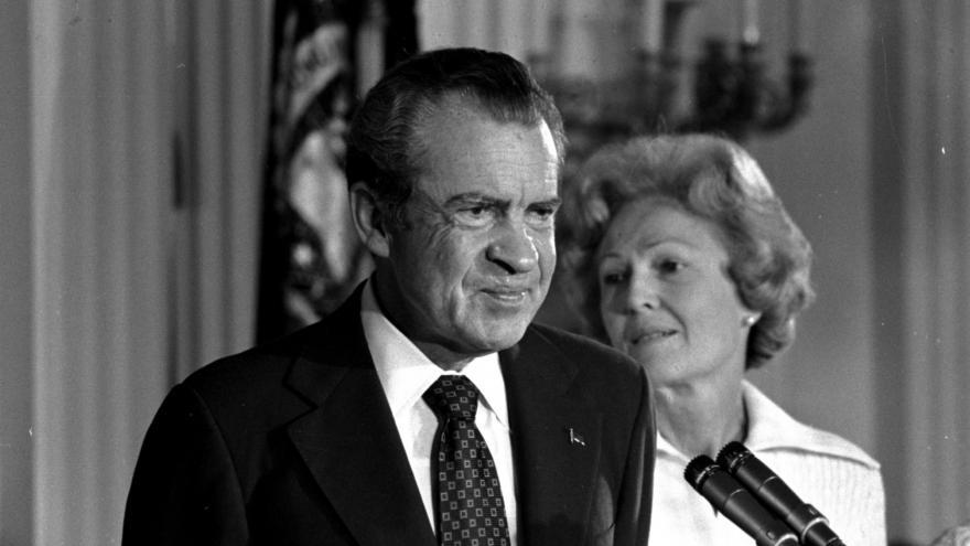Video Před 45 lety vyvrcholila aféra Watergate. Autor prezidentových projevů jako jediný na protest rezignoval