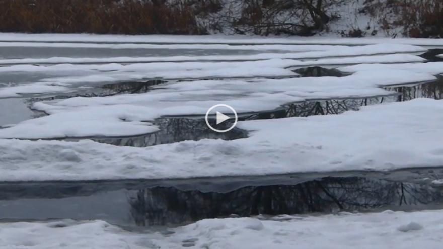Video iReportérka Vlasta Zlámalová: Obleva v Bukovince na Blanensku