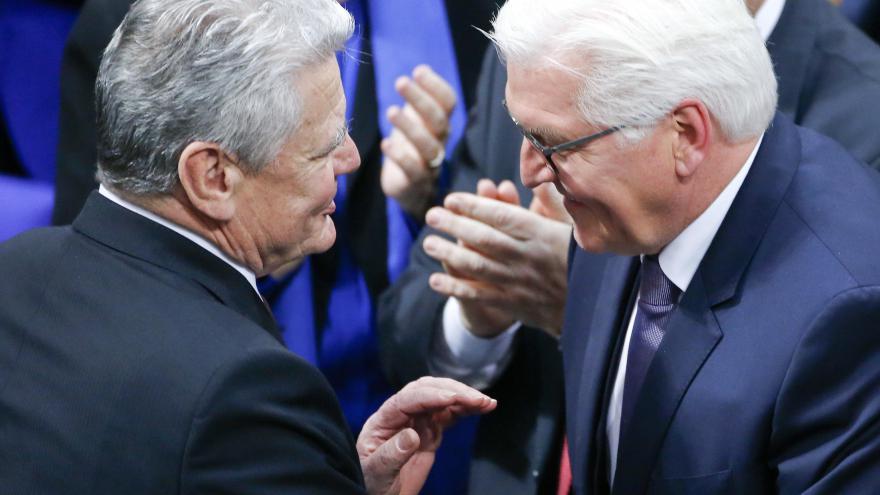 Video Vladimír Handl o hlavních funkcích německého prezidenta