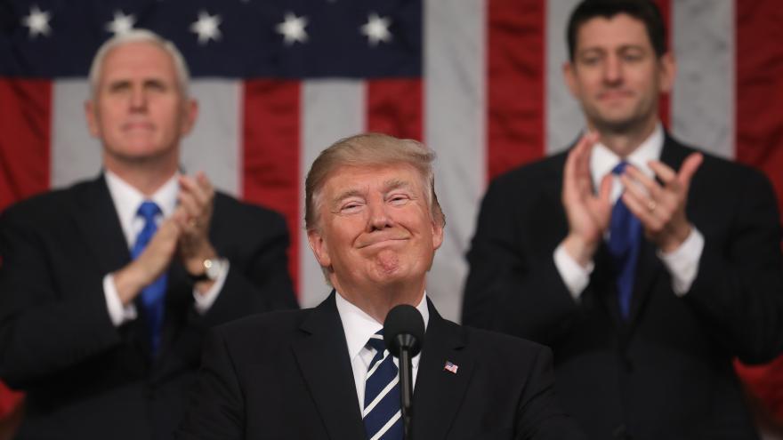Video Novinář Anýž: Trump našel prezidentský tón