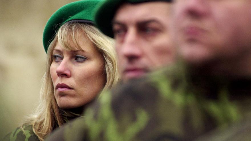 Video Události ČT: Vojáků je nejvíc od zrušení vojny