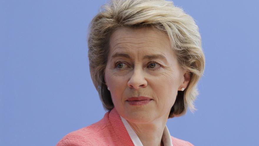 Video Sledujte: Exkluzivní rozhovor s předsedkyní Evropské komise