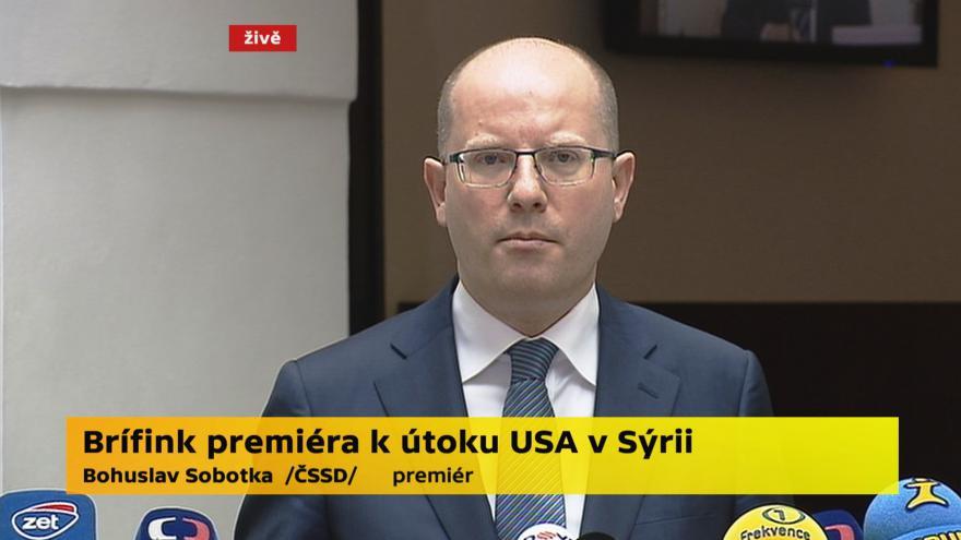 Video Bohuslav Sobotka, premiér (ČSSD)