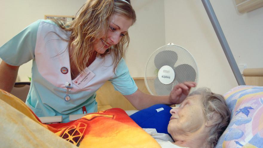 Video Kampaň na podporu hospicové péče