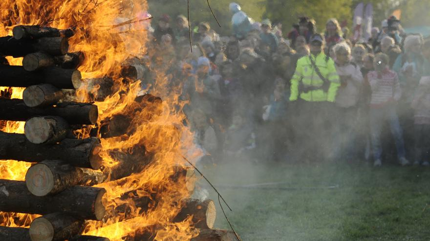 Video Události v regionech: Zákaz pálení čarodějnic v Praze
