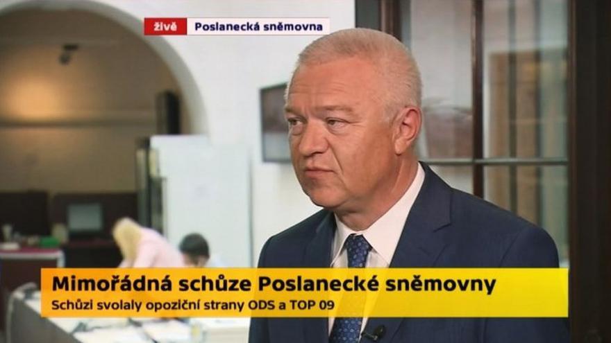 Video Jaroslav Faltýnek (ANO), předseda poslaneckého klubu