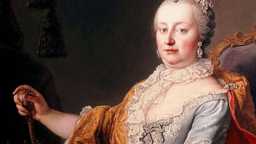 Video 90' ČT24 - Marie Terezie: 300 let od narození