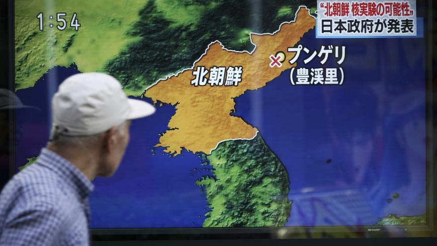 Video Severní Korea vzkázala světu: Máme vodíkovou bombu