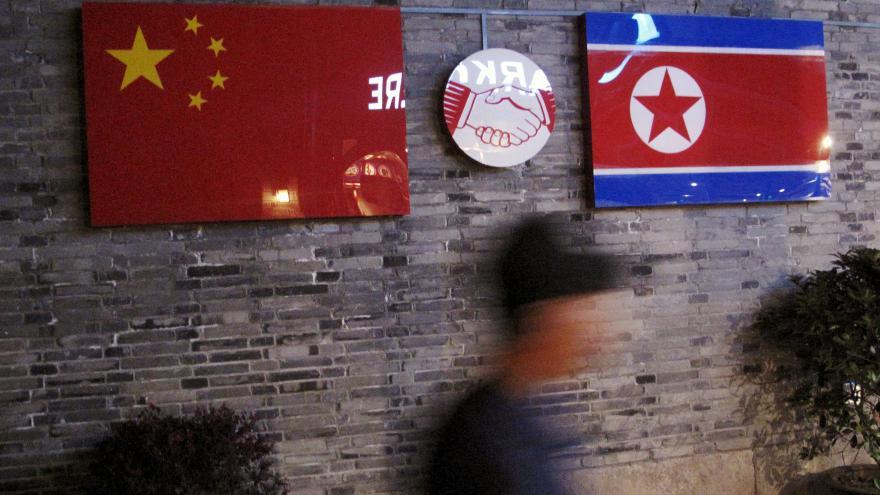 Video Vůdce KLDR Kim Čong-un přijel do Číny