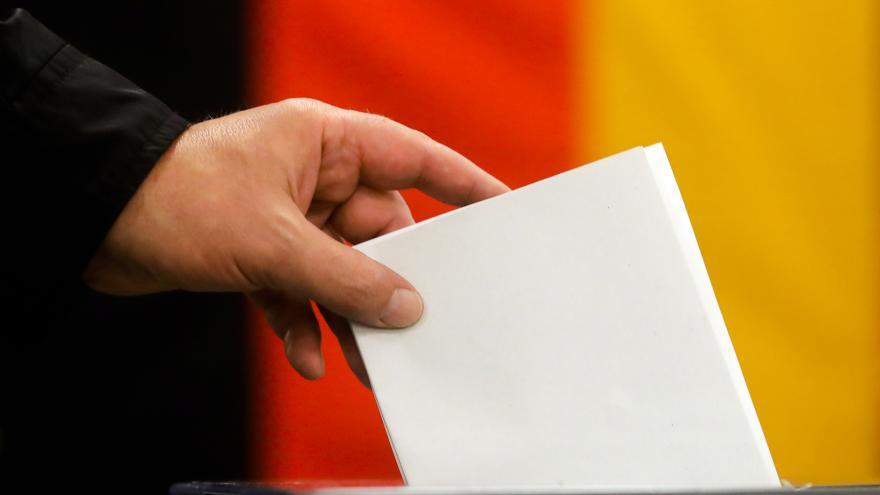 Video Mimořádné pořady ČT24 - Německé parlamentní volby