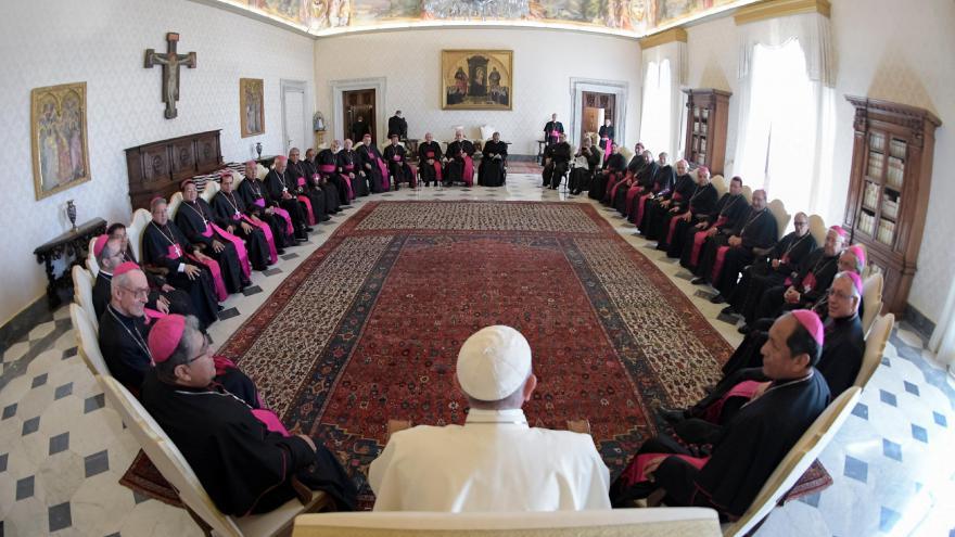 Video Dramaturg Horálek k dopise obviňujícím papeže z šíření kacířství