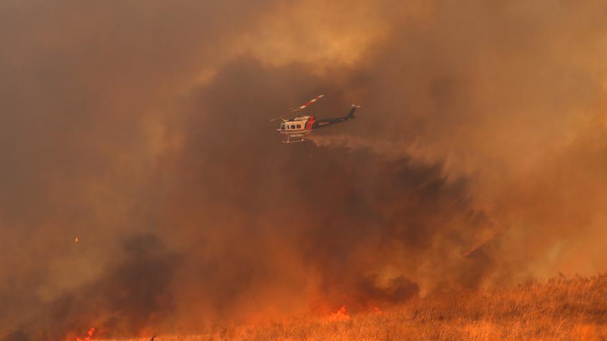 Video Hasič: Evakuaci při požárech lze přirovnat té při bleskové povodni