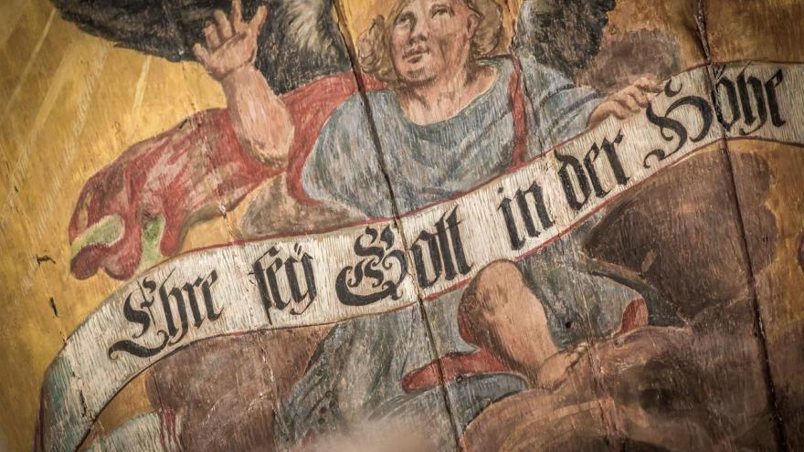 Video Martin Luther: Pouhou vírou