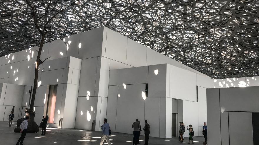 Video Historička umění: Ambicí muzea je vytvoření globálního muzea lidské humanity