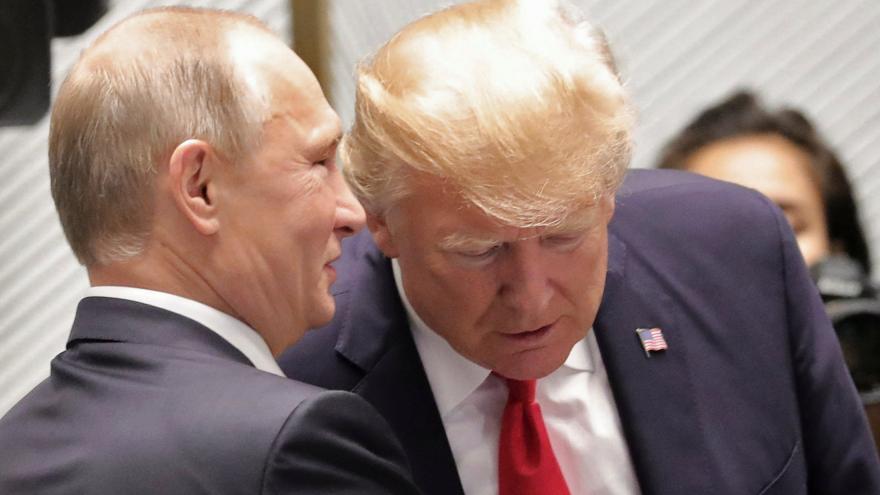 Video Ruská kauza: Trump věří Putinovi i CIA