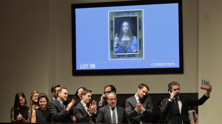 Video Nejdražší obraz na světě je od da Vinciho