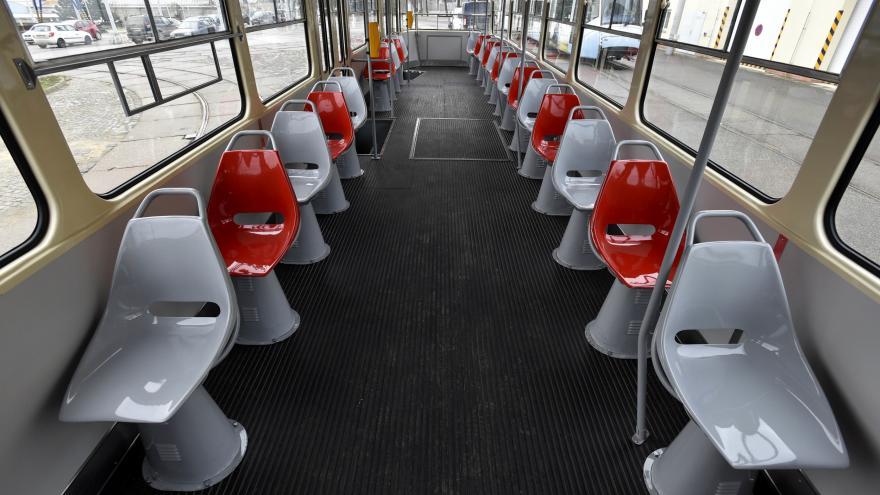 Video Příprava nové tramvajové linky