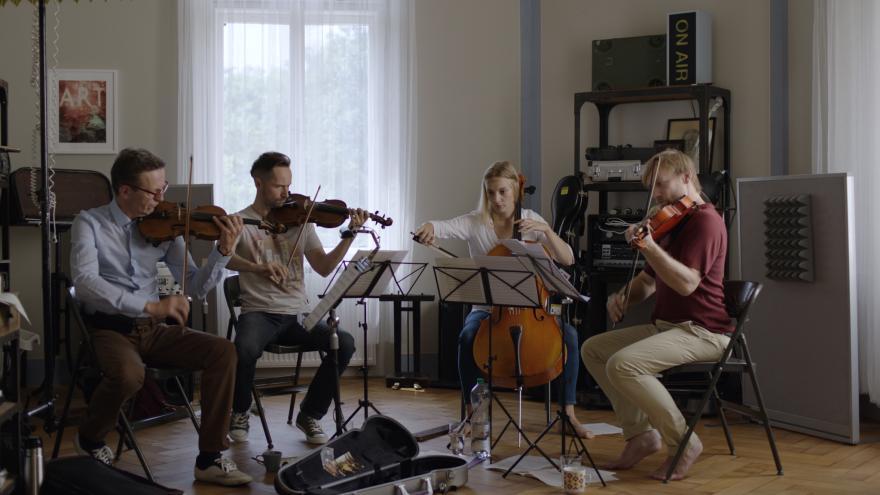 Video Trailer - Kvarteto (2017)