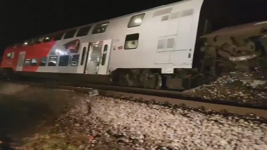 Video Srážka vlaků u Vídně
