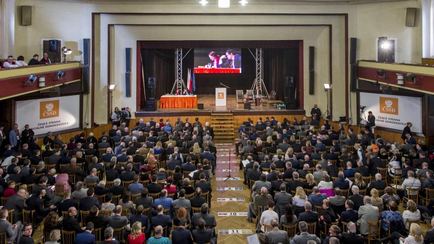 Video Eichler: ČSSD je rozdělená strana třeba na postoji k EU